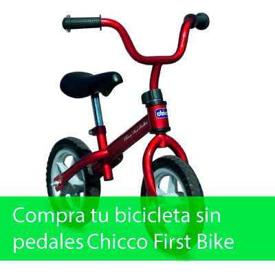 Comprar Bicicleta Sin Pedales Chicco First Bike