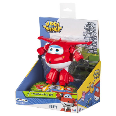 super wings juguetes jett