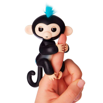 fingerlings finn mono negro
