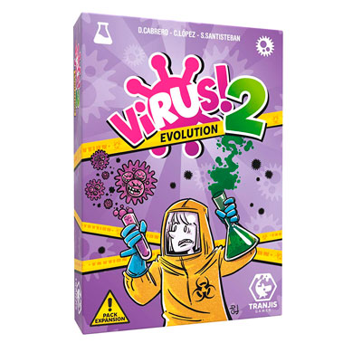 juego virus 2 evolution expansion