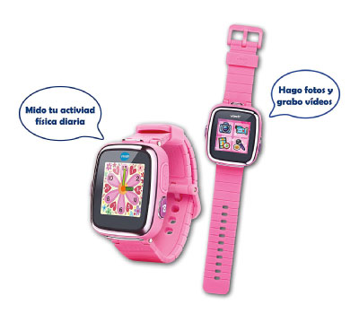 reloj kidizoom vtech fotos video