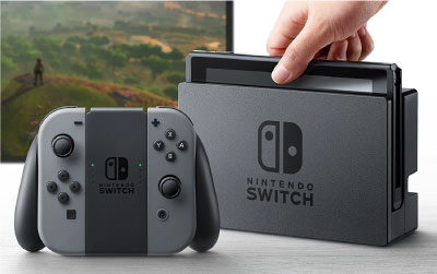 comprar nintendo switch base dock