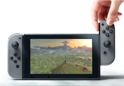 comprar nintendo switch portatil